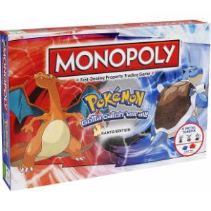 Monopoly Pokémon Kanto Edition