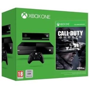 Microsoft Xbox One 500 Go +  Call of Duty : Ghosts
