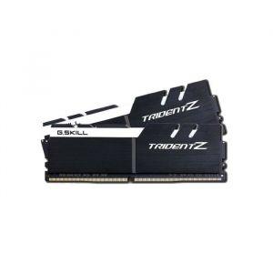 G.Skill Trident Z 16 Go (2x 8 Go) DDR4 3866 MHz CL18 blanc / noir