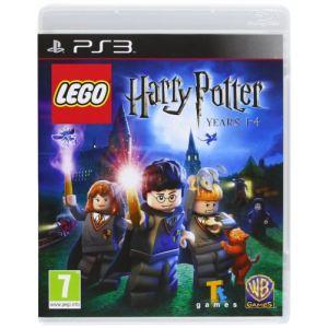 LEGO Harry Potter : Années 1 à 4 [PS3]