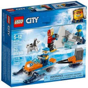 Lego 60191 - City : Les explorateurs de l'Arctique