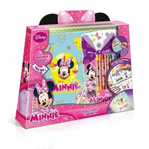 Canal Toys Carnet lumineux Minnie