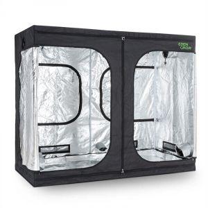 OneConcept Eden Grow XL Chambre culture hydroponique indoor tente 240x200x120cm