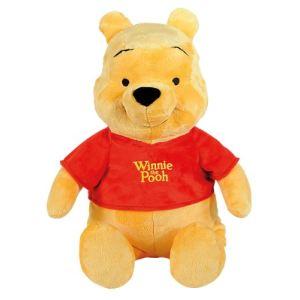 Peluche géante Winnie l'ourson 61 cm