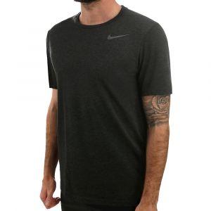 Nike Haut de trainingà manches courtes Breathe pour Homme - Noir - Taille M - Homme