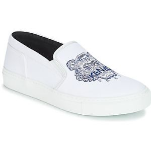 Kenzo Chaussures K SKATE SNEACKERS TIGER blanc - Taille 36,39,40,41
