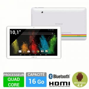 "Polaroid Rainbow+ 16 Go - Tablette tactile 10.1"" sous Android"