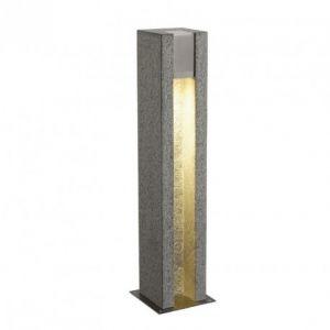 Image de SLV Lampe extérieure SLV Arrock Slot 4 W gris-granit (mat) 70.5 cm