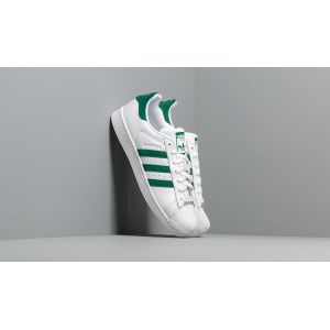Adidas Superstar, Chaussures de Gymnastique Homme, Blanc Collegiate Green/FTWR White, 46 EU