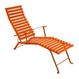 Fermob Bistro - Chaise longue en métal