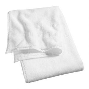 Esprit Lot 4 gants de toilette 16x21 cm uni blanc