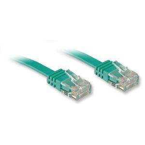 Lindy 45530 - Câble réseau plat Cat.6 UTP 0,3 m.