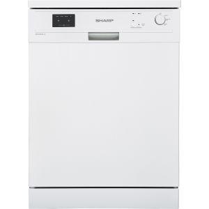 Sharp QWGX12F472 W - Lave-vaisselle encastrable 13 couverts
