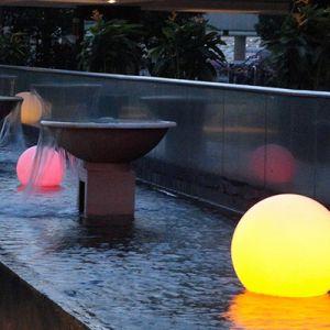 Lumisky Petite boule lumineuse autonome à LEDS 40 cm