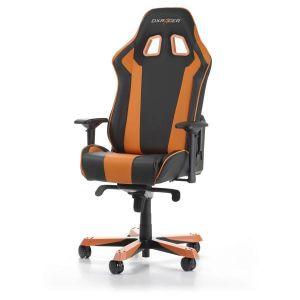 Dxracer King K06 - Orange - Fauteuil Gamer