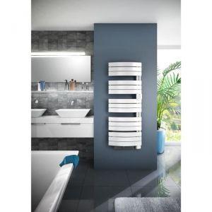 Sauter Venise Ventilo 750 + 1000 Watts - Radiateur sèche-serviettes Triple Confort Système