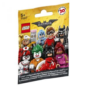 Lego 71017 - Minifigures The Batman Movie