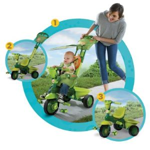 Fisher-Price Tricycle 3 en 1 Royal