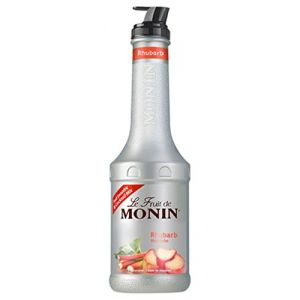 Monin Le Fruit Rhubarbe 1L