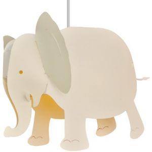 Rosemonde et Michel Coudert Elephant - Suspension L40 cm