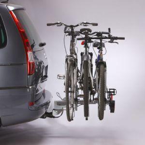Mottez Porte-vélos d'attelage plate-forme Standard A007P3RA pour 3 vélos