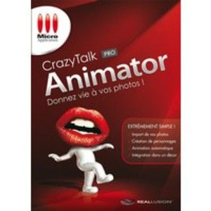 CrazyTalk Animator Pro pour Windows