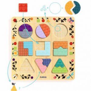 Djeco Puzzle Éducatif - Ludigraphic