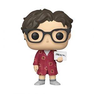 Funko Figurines Pop Vinyl: Television: Big Bang Theory S2: Leonard Collectible Figure, 38586, Multi