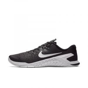 Nike Chaussure de cross-training et de renforcement musculaire Metcon 4 XD pour Homme - Noir - Couleur Noir - Taille 46
