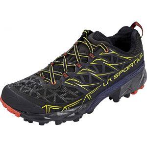 La Sportiva Akyra - Chaussures running - noir EU 42 Chaussures trail