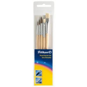 Pelikan Set de pinceaux pour débutant