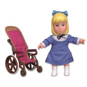 Famosa Heidi Poupée Clara avec chaise roulante