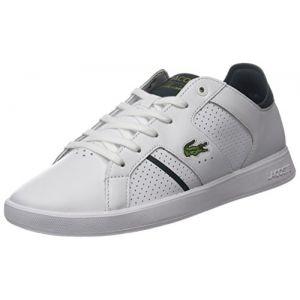 Lacoste Novas Ct 118 1 chaussures blanc vert 42 EU