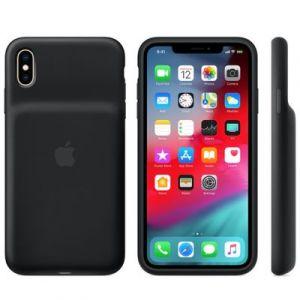 Apple Coque avec batterie iPhone Xs Max Batterie intégrée Noir