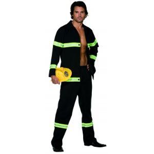 Déguisement sexy de pompier (taille M)
