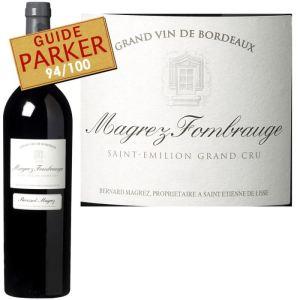 Bernard Magrez Magrez Fombrauge 2001 - Vin rouge de Bordeaux (AOC Saint Emilion Grand Cru)