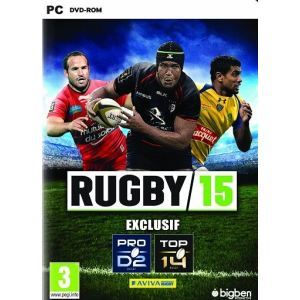 Rugby 15 [PC]