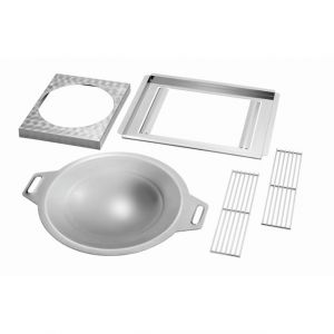 Bartscher Kit de support pour wok TB1100