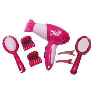 Klein Set de coiffure Barbie avec sèche-cheveux (5790)