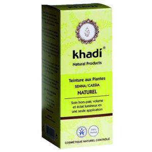 Khadi Coloration végétale Senna-Cassia Naturel