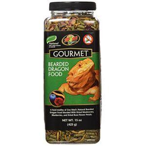 Zoo Med Aliment Gourmet pour dragon Barbu