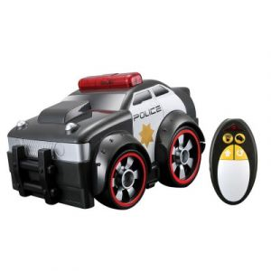 Maisto Camion Radiocommandé Infrarouge Junior : Camion de Police