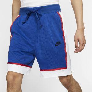 Nike Short en mesh Sportswear pour Homme - Bleu - Taille L - Male