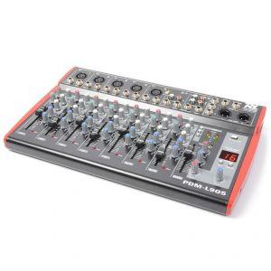 Power Dynamics PDM-L905 Mixer 6 canaux USB AUX MIC +48V