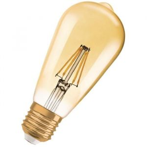 Osram Ampoule LED E27 vintage édition 1906 2,8 W équivalent a 21 W blanc chaud