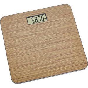 TFA Dostmann Pèse-personne numérique TFA 50.1013.08 (L x l x h) 275 x 275 x 21 mm bois