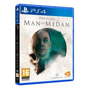 The Dark Pictures Anthologie : Man Of Medan [PS4]