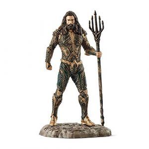 Schleich 22560 - Figurine super-héros Justice League Aquaman