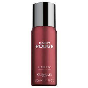 Guerlain Habit Rouge - Déodorant vaporisateur spray