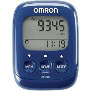 Omron Walking Style IV Podomètre Bleu